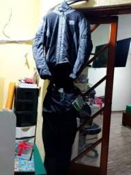 Conjunto jaqueta e calça da riffel 2xl novo