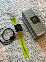 Relógio Garmin forerunner 35 verde