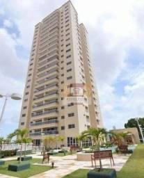 Apartamento no Vitral com 3 dormitórios à venda, 90 m² por R$ 750.000 - Fátima - Fortaleza