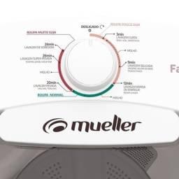Lavadora de Roupas Semiautomática Mueller Family Lite 10kg