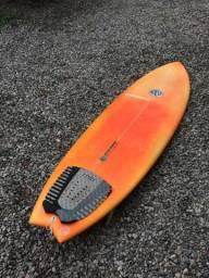 Prancha de surf Nilton Andrade
