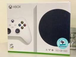 Título do anúncio: [2.349 12x s.j. c/cupom] Microsoft Xbox Serie S (nova geração) 512gb Lacrado Nacional