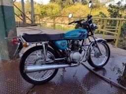 Cg honda 125 1979