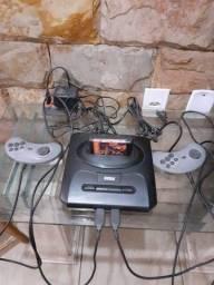 Sega Genesis Americano (Mega drive 3)