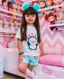 Baby doll infantil