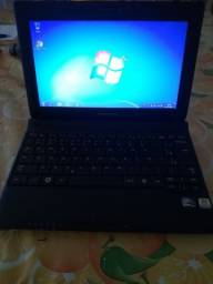 NETBOOK Samsung N150 preto Usado e Funcionando
