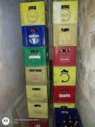 Caixas de cerveja 600ml 15,00 cada