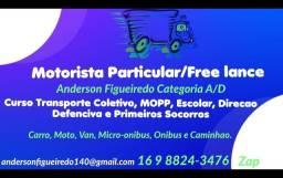 Motorista free lance