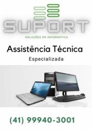 Assistência técnica Suport Informática