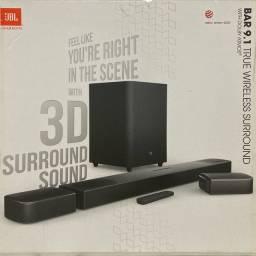 Título do anúncio: JBL Soundbar 9.1 com SubWoofer, Dolby Atmos, Chromecast e AirPlay 2