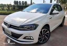 Volkswagen Polo Highline 200 TSI Hb 1.0 Flex Aut. Branco