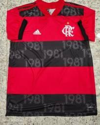 Camisas  de clubes R$100