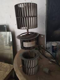 Motor 1/2cv (monofásico) - Diâmetro palhetas 163mm