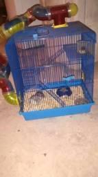 Vendo 2 gaiolas com hamster