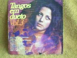 LP - Tangos em Dueto Vol. 3