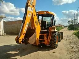 Retro escavadeira JBC