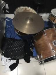 Bateria Michael dm828/com pedal duplo
