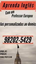 Professor Europeu de Inglês