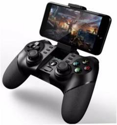 Controle Original Joystick Ipega 9076 Sem Fio Android Pc