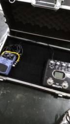 Vendo ou troco pedal BO100, Blues overdrive da Behringer