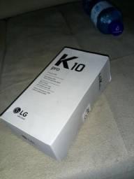 Celular Lg k10 pró