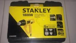 Soprador Térmico Stanley 1800w 110 maleta e acessórios