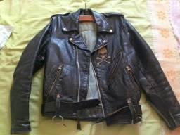 Harley Davidson jaqueta de couro original