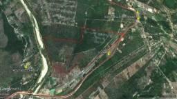 Gleba de Terras À Venda com fundo para Rio e acesso a BR343 - VD-0294
