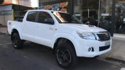 Toyota Hilux diesel - 2015