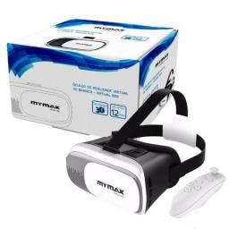 Óculos de realidade 3d novo na caixa
