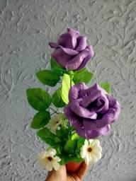 Promoção de Arranjos de Flores Artesanais