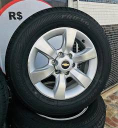 Rodas Originais GM Trailblazer - Aro 18
