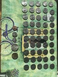 Coleção completa de moedas Americanas (50 estados)