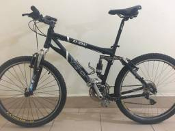 Bicicleta mountain bike full Suspension