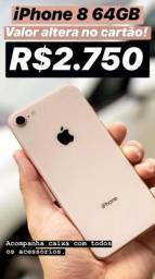 IPhone 8 GB Seminovo Dourado