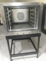 Promoção relâmpago forno turbo 5 telas