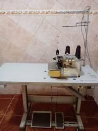Máquina de costura industrial- SINGER OVERLOQUE