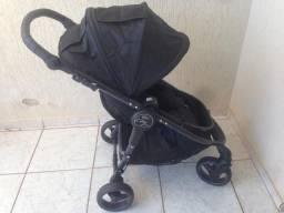 Carrinho de Bebê Baby Jogger City Versa Preto