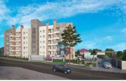 Apartamento Garden com 2 dormitórios à venda, 48 m² por R$ 421.900 - Ecoville - Curitiba/P