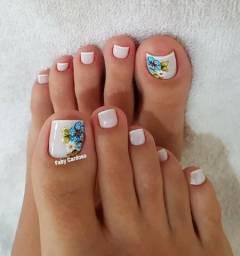 Aulas de Manicure e Pedicure Faby Cardoso