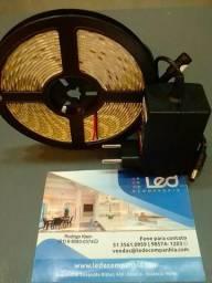 Fita LED 5050 branco frio/quente