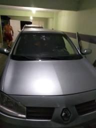 Título do anúncio: Megane 1.6 16v sedan dinamique Flex 2007