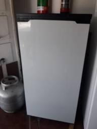 Freezer cônsul de gavetas