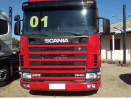 Scania 124 420 6x2 - 2001