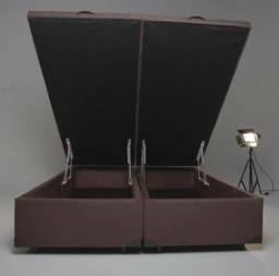 Box baú Queen Size (158x198) direto da fabrica só 849,00!!