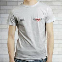 Camiseta personalizada áudio na veia