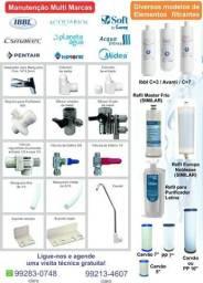 Refis multi marcas ibbl, Eetrolux, Esmaltec, Soft Everest e outros