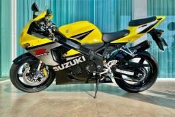 Moto Suzuki GSXR 750