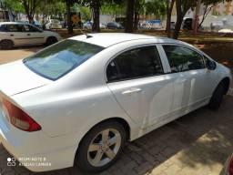 Honda Civic 2008 branco