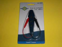 Teste de voltagem  110 - 460v